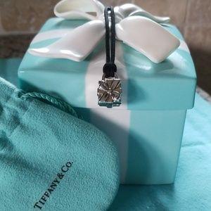 Tiffany & Co. Box Lock Charm
